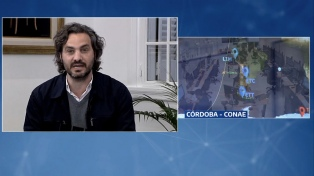 """Cafiero: """"Argentina, en la vanguardia de la soberanía científico-tecnológica"""""""