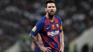 Messi queda libre este jueves