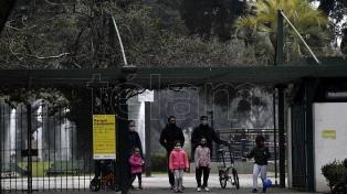 La Ciudad de Buenos Aires permitirá encuentros en espacios públicos, pero no en terrazas