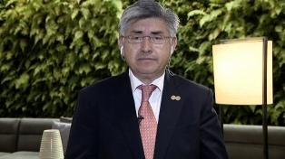 """Presidente de la CIDH: """"Hubo una separación de facto de Abrao sin un debido proceso"""""""