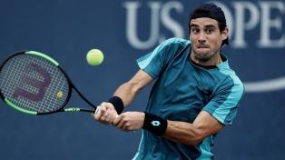 Pella, Mayer y Delbonis debutan en el US Open