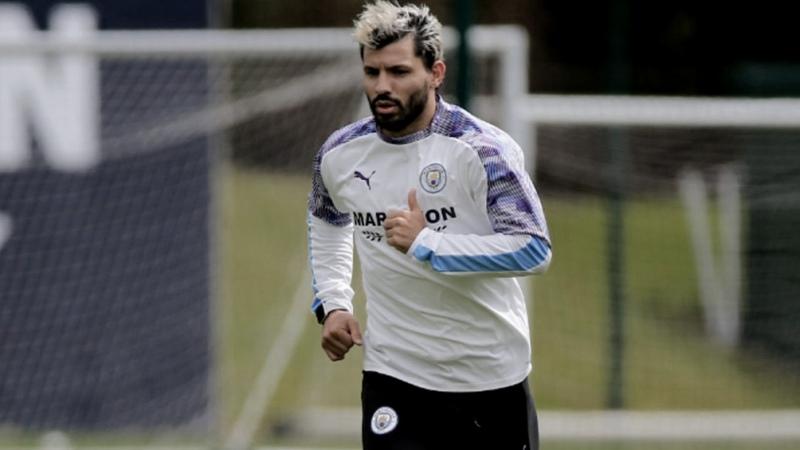 """Sergio """"Kun"""" Agüero confirmó que es positivo en coronavirus"""