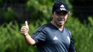 Gallardo fue elegido como el mejor entrenador de América por tercera vez consecutiva