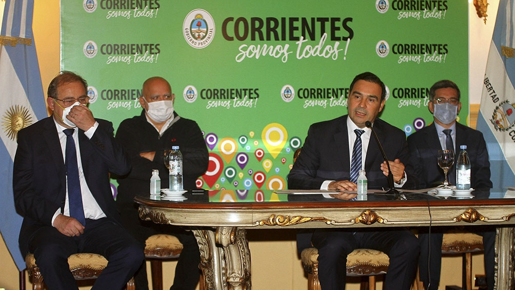 El gobernador Valdéz brindará el miércoles una conferencia de prensa para dar a conocer los detalles de las medidas.