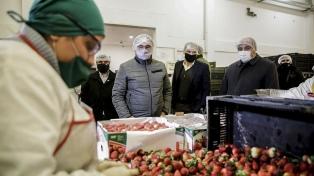 Productores y pymes elogian la baja de derechos de exportación de economías regionales