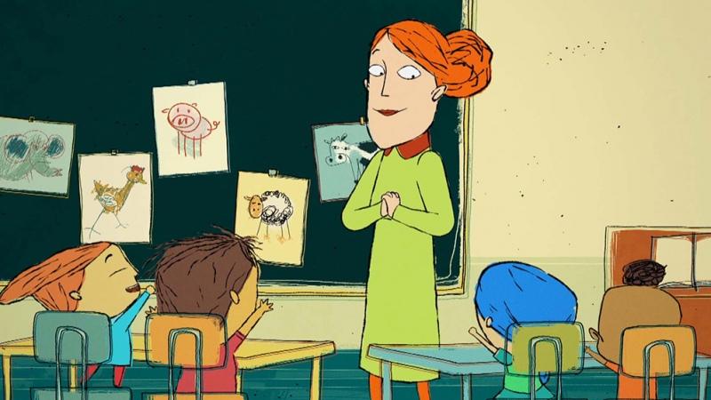 Pakapaka nominado a los Premios Emmy Kids 2021 por la serie animada