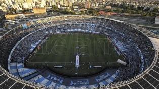 """El estadio del Racing Club, el """"Cilindro de Avellaneda"""", cumple 70 años"""