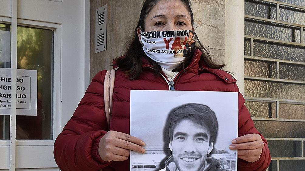 Facundo (22) fue visto con vida por última vez el 30 de abril.