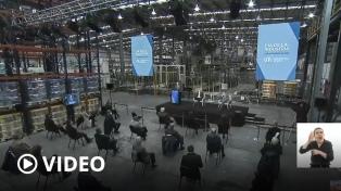 Kulfas anunció un paquete de medidas para la reactivación industrial