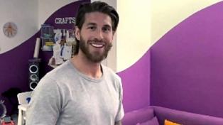 """Sergio Ramos: """"Me gustaría que Messi permaneciera siempre aquí"""""""