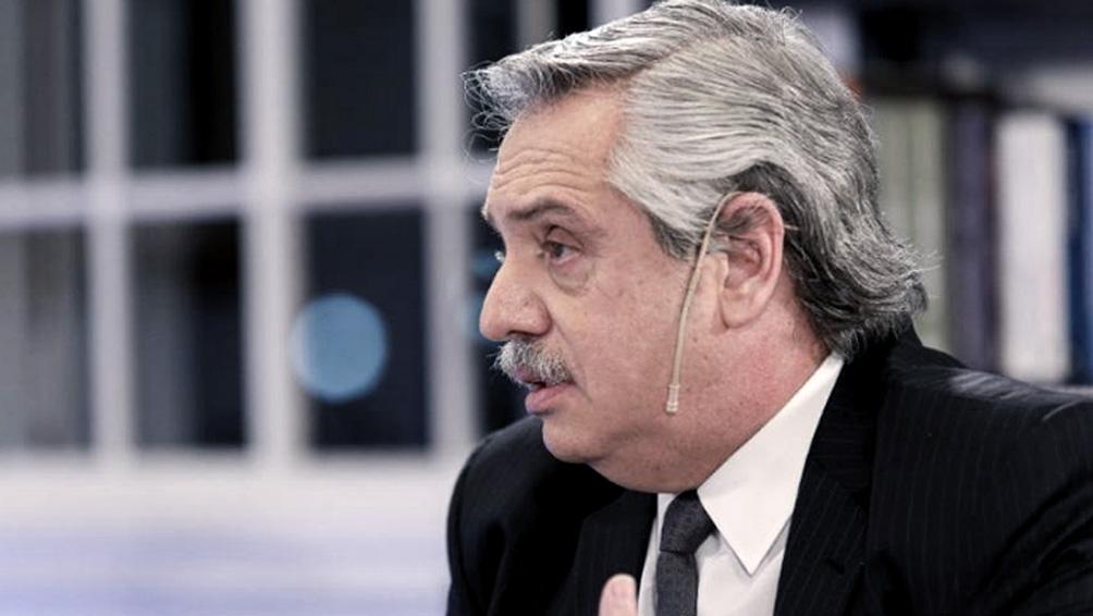 Fernández anuncia el Programa de Fortalecimiento de Seguridad para el AMBA