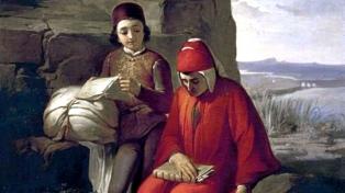 Una muestra recorre las obras de arte que conoció Dante Alighieri