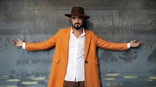 """Abel Pintos: """"Puedo vivir sin hacer discos pero no sin hacer conciertos"""""""