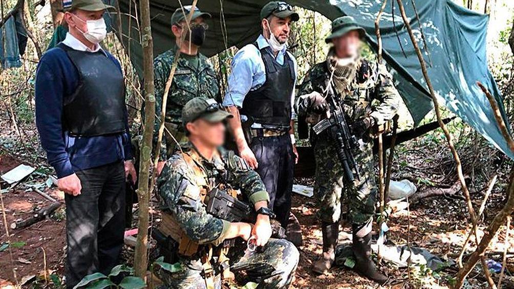 Con actuación básicamente en los departamentos de Concepción, Amambay y San Pedro –zona de acción de la guerrilla- la fuerza fue muy cuestionada.