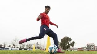 Un futbolista de Independiente dio positivo en coronavirus