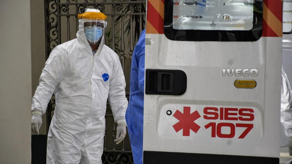 Argentina superó los 500 mil contagios desde el inicio de la pandemia