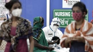 India tiene 3.936.747 contagios y 68.472 muertos