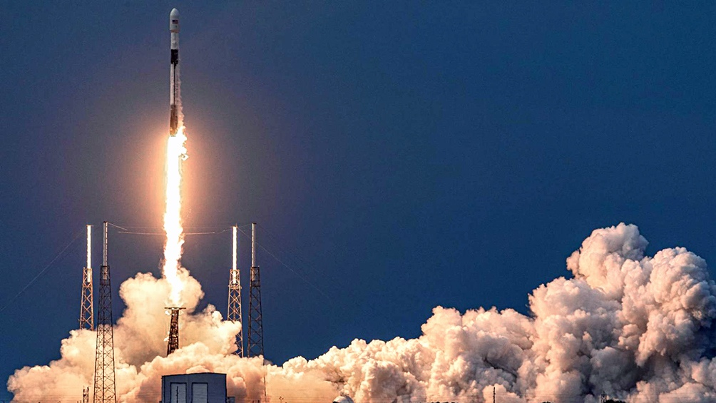 El Saocom 1B fue lanzado desde Cabo Cañaveral (en el estado de Florida, Estados Unidos) el 30 de agosto pasado.