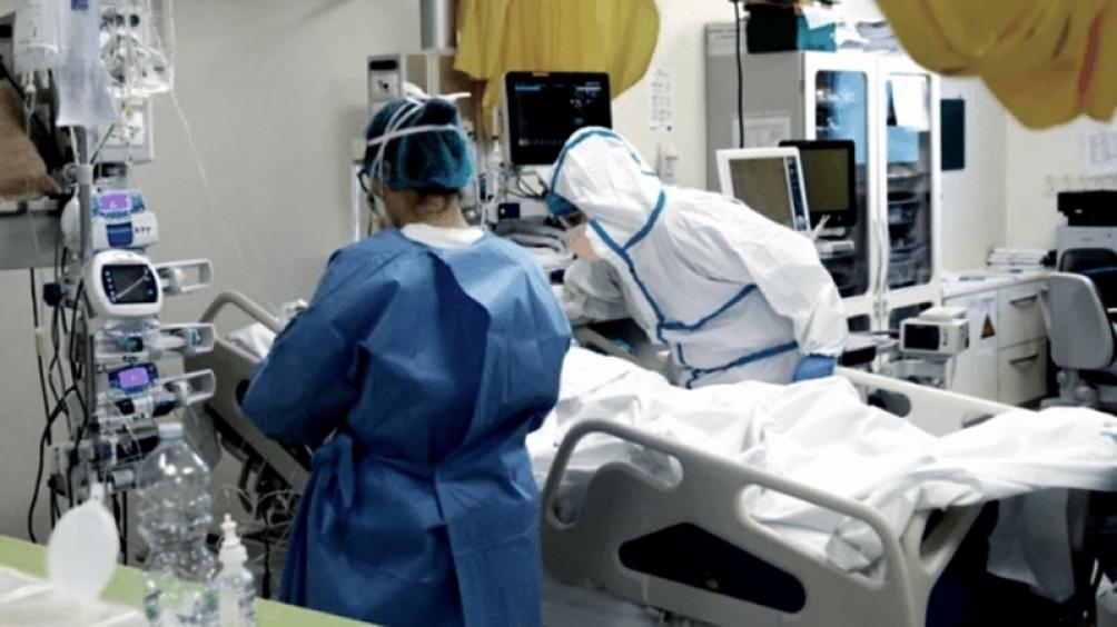 La ocupación de camas de terapia intensiva a nivel nacional promedia 61,9%
