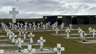El Equipo Argentino de Antropología Forense celebró avance para identificar soldados