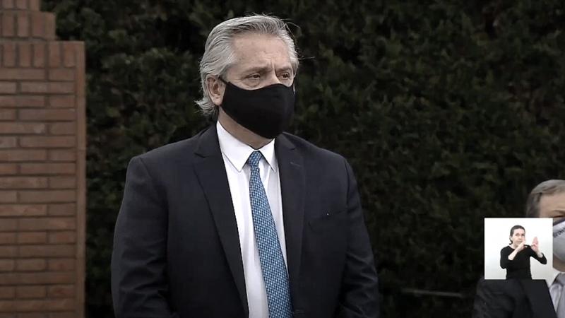 El Presidente suspendió su visita a Mendoza y la reprogramará