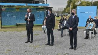El anuncio se realizó este viernes en un acto simultáneo desde la residencia de Olivos y los partidos bonaerenses de Quilmes, San Isidro y Merlo.