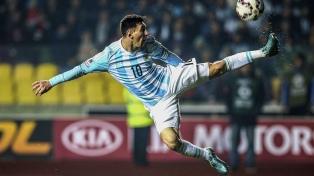 Messi está habilitado para enfrentar a Ecuador por eliminatorias sudamericanas