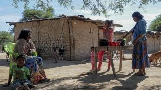 """Formosa repudia la """"operación mediática"""" con mujeres embarazadas de la comunidad wichí"""