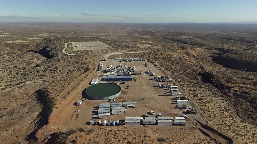 Vaca Muerta: derogan la licitación para construir gasoducto