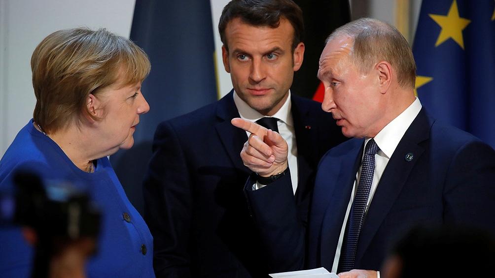 Alemania mantiene una sólida relación comercial con Moscú