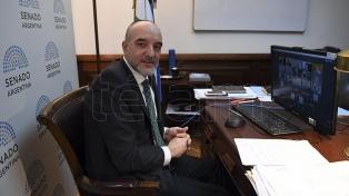 Debatirán una cuestión de privilegio solicitada por el senador Doñate contra el Procurador