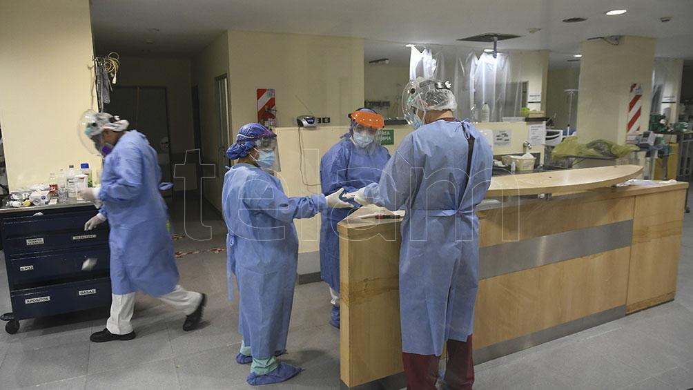 Murieron 601 personas  por coronavirus en las últimas 24 horas