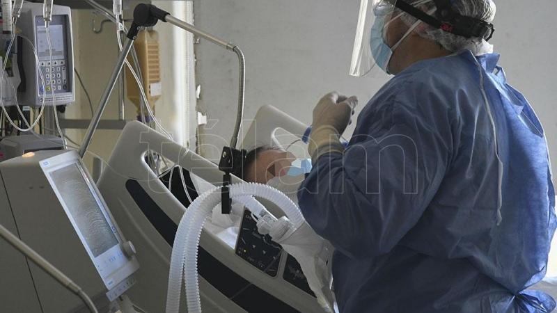 Otras 469 personas murieron y 10.625 fueron diagnosticadas con coronavirus en el país