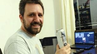 Una cervecería artesanal y el vínculo que la suma al lanzamiento del satélite Saocom