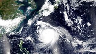 Las autoridades japonesas ordenan evacuar a 1,6 millones de personas por el tifón Haishen