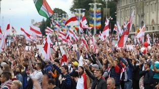 Más de 1.000 detenidos en una nueva protesta contra el presidente