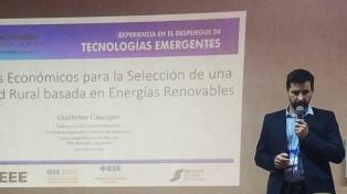 Un científico de San Luis liderará iniciativas humanitarias para América Latina y el Caribe