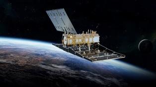 Comienza la segunda etapa del Saocom-1B antes de llegar a su posición orbital definitiva