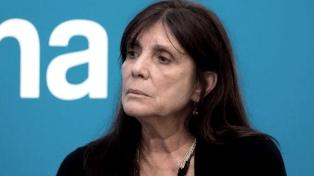 Teresa García cuestionó al Procurador ante la falta de denuncias por la protesta policial