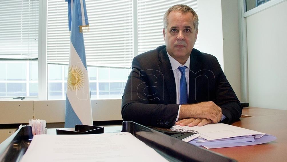 "Jefe del bloque de diputados de Consenso Federal, Alejandro ""Topo"" Rodríguez"