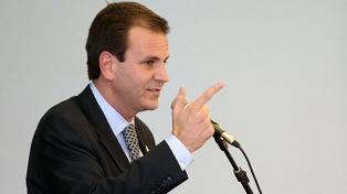 Imputaron al candidato favorito a la Alcaldía de Río de Janeiro en un presunto caso de corrupción