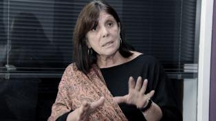 """Teresa García: """"Si no alcanzan las vacunas en CABA es porque Larreta semiprivatizó el operativo"""""""