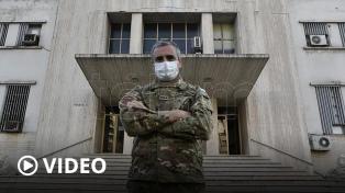 """El Hospital Militar """"está vacunando con la segunda dosis"""" a los voluntarios para el ensayo de Pfizer"""