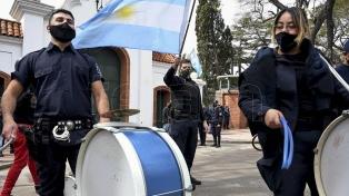 Intendentes repudiaron la protesta policial en la Quinta de Olivos