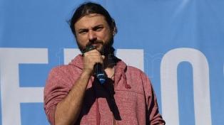 Grabois rechazó la versión del gobierno colombiano y pidió por la delegación argentina