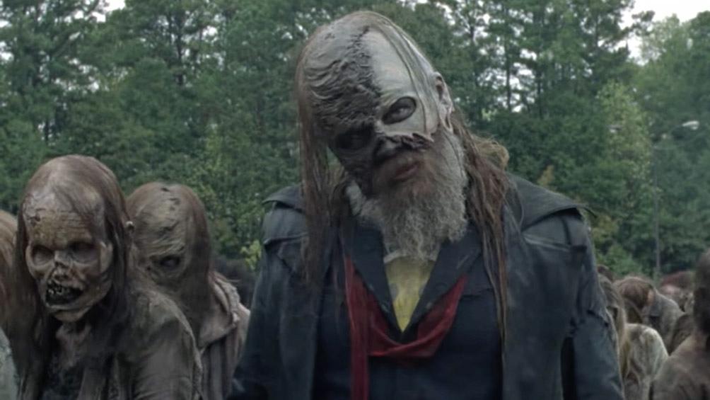 Walking Dead, otro de los regresos esperados.