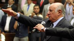 La familia del exvicepresidente raptado recibió una carta de la guerrilla