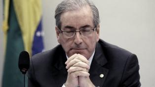 Brasil: 15 años de prisión por corrupción al impulsor de la destitución de Dilma Rousseff