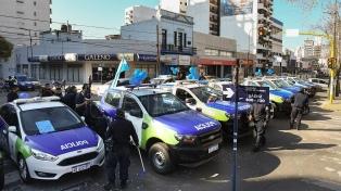 Policías levantaron las protestas tras los anuncios de mejora salarial
