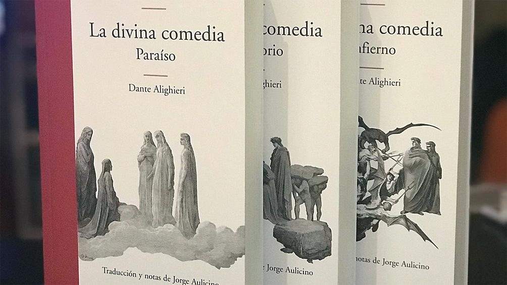 La última traducción, en tres tomos, de Jorge Aulicino.